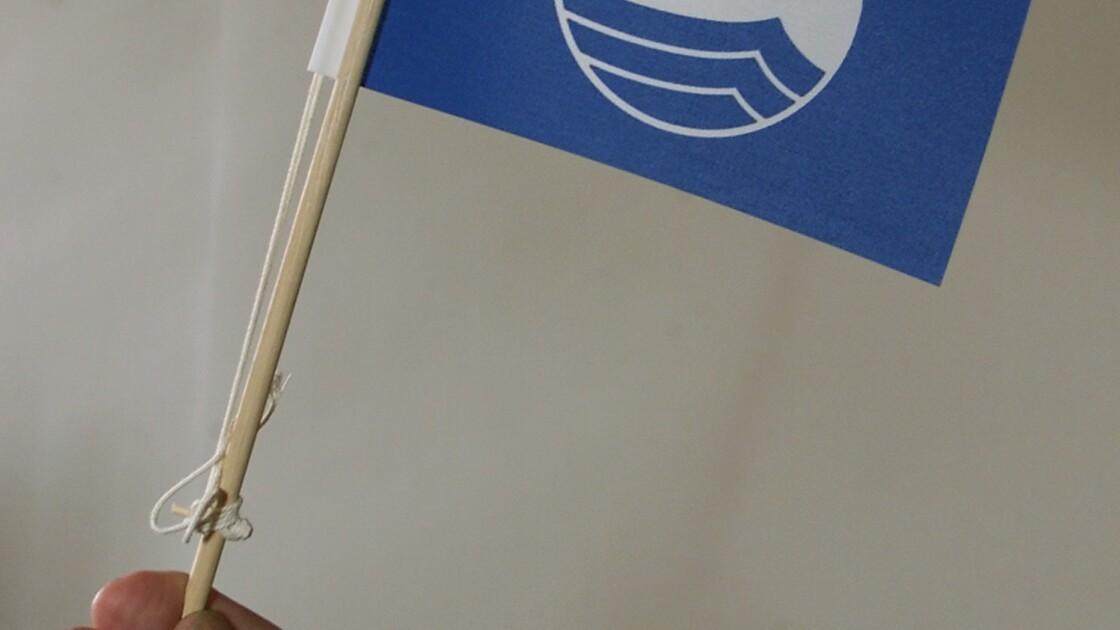 Le label Pavillon bleu décerné à 173 communes, soit 390 plages