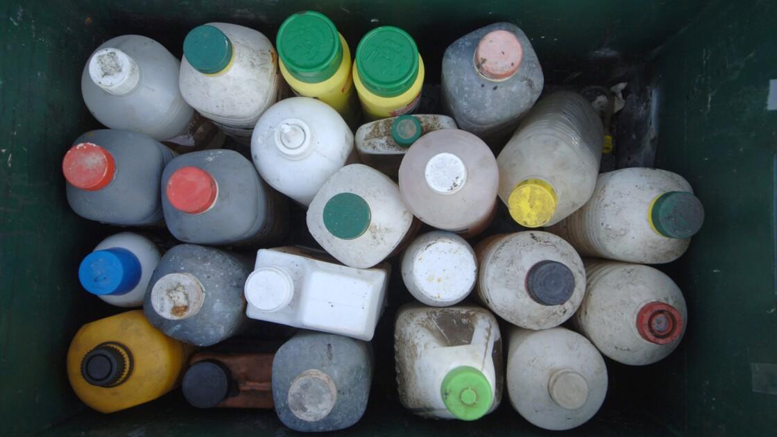 """Les produits d'entretien, """"source de pollution majeure"""" selon une association"""