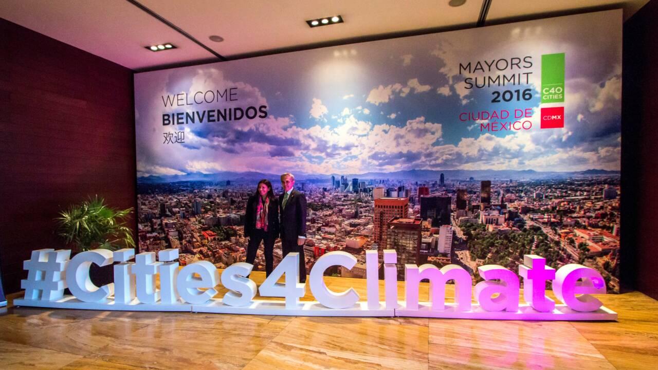 Villes et lutte contre le réchauffement: de bons élèves, et des moins bons
