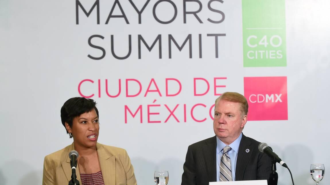 Des maires américains appellent à construire des ponts avec le Mexique, pas des murs