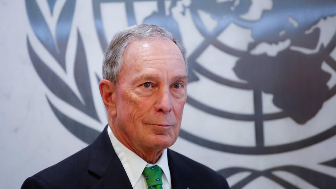 Michael Bloomberg promet 4,5 millions de dollars pour l'accord de Paris