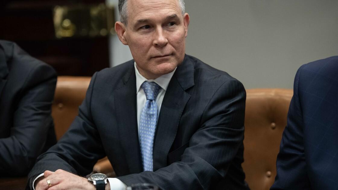La Maison Blanche troublée par les révélations sur le ministre de l'Environnement