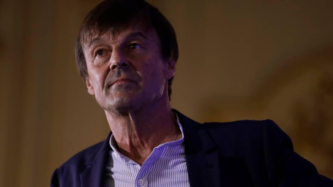 """Nicolas Hulot appelle au """"sursaut"""" pour la planète"""