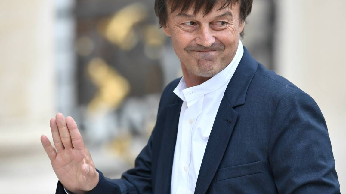 """Nicolas Hulot lance la """"semaine du développement durable"""""""