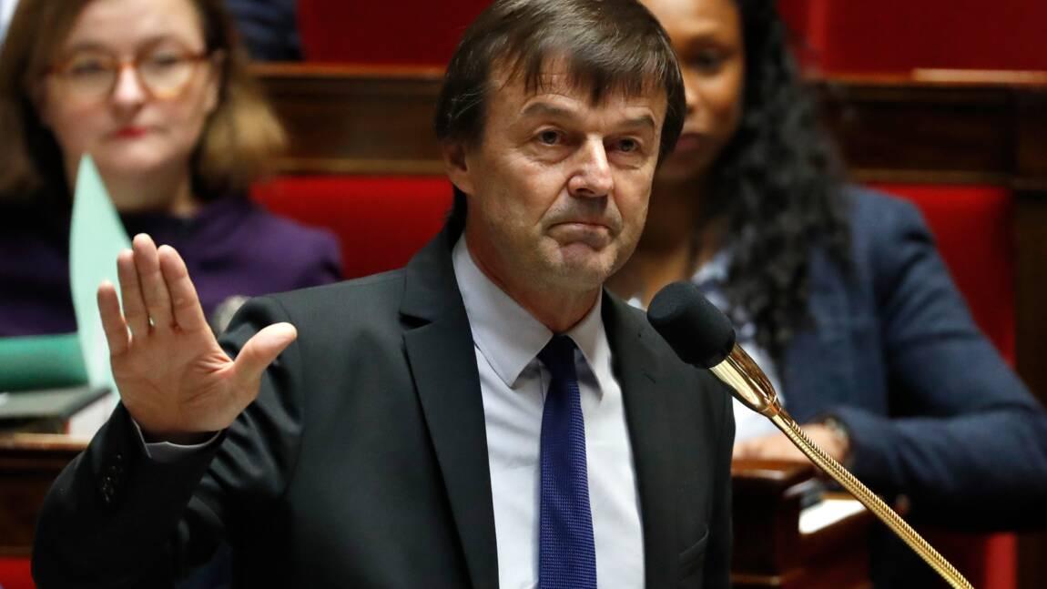 """La démission de Hulot, symbole d'un """"gâchis"""" pour les ONG"""