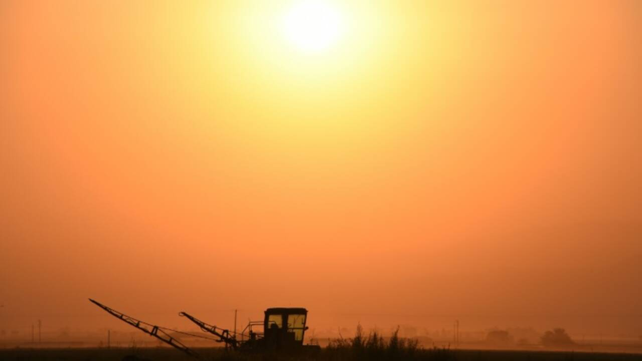 Climat: le mois dernier a été le deuxième mois de septembre le plus chaud jamais enregistré