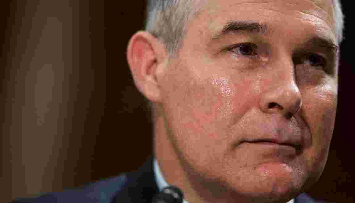 Etats-Unis: un détracteur de l'Agence de protection de l'environnement prend sa tête