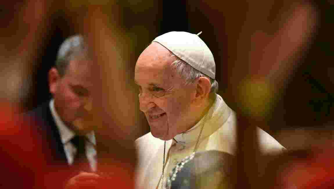 Le pape appelle les pétroliers à respecter l'accord de Paris sur le climat