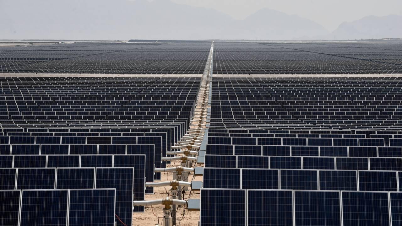 Le Mexique regarde vers le soleil pour produire de l'électricité