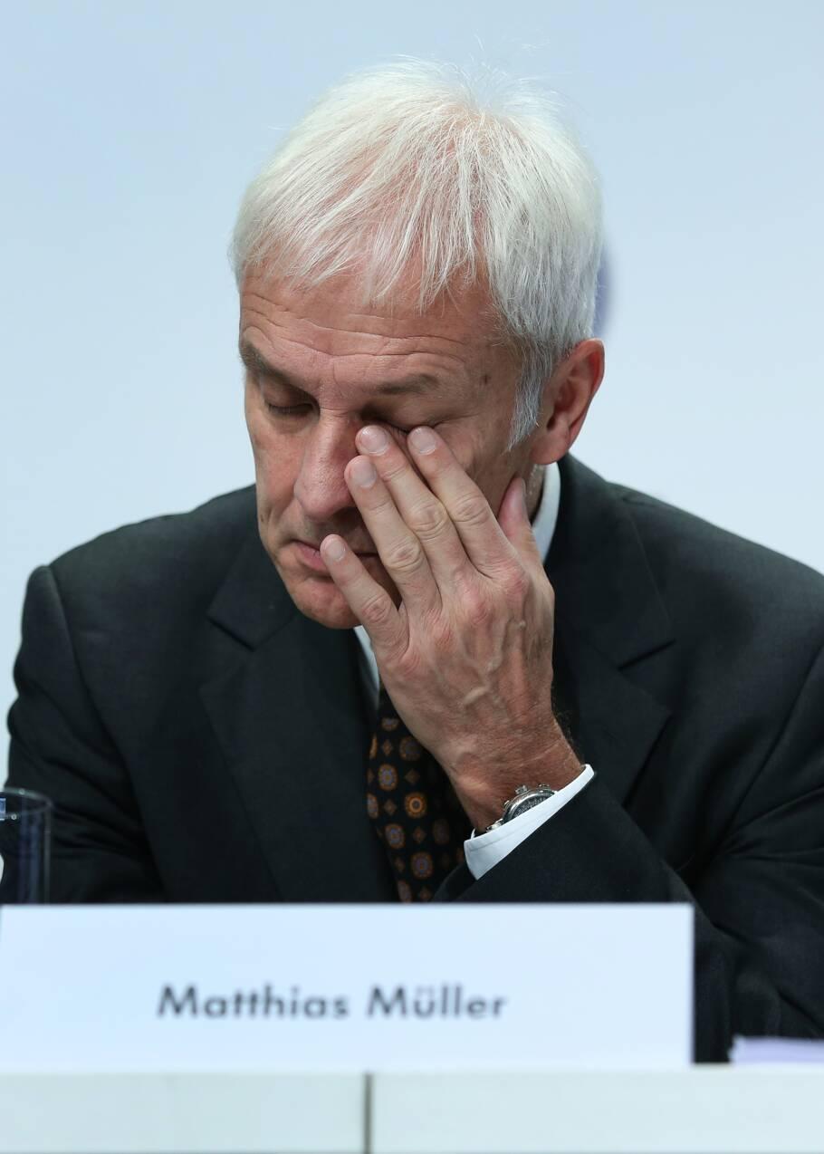 Scandale des moteurs truqués: Volkswagen toujours sous pression