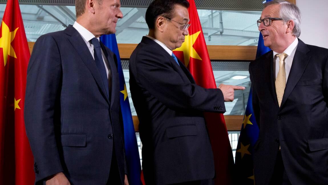 Climat: l'UE et la Chine déterminées à porter le flambeau après la décision de Trump