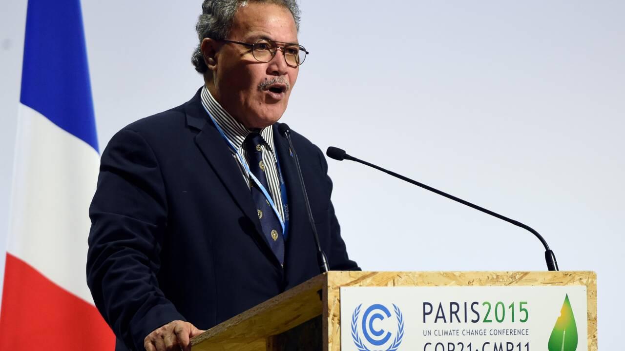 Climat: le Premier ministre des Tuvalu en colère contre Donald Trump