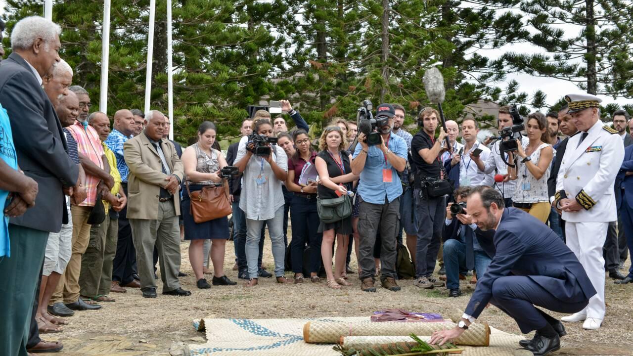 Nouvelle-Caledonie: Philippe interpellé sur une pollution aux hydrocarbures