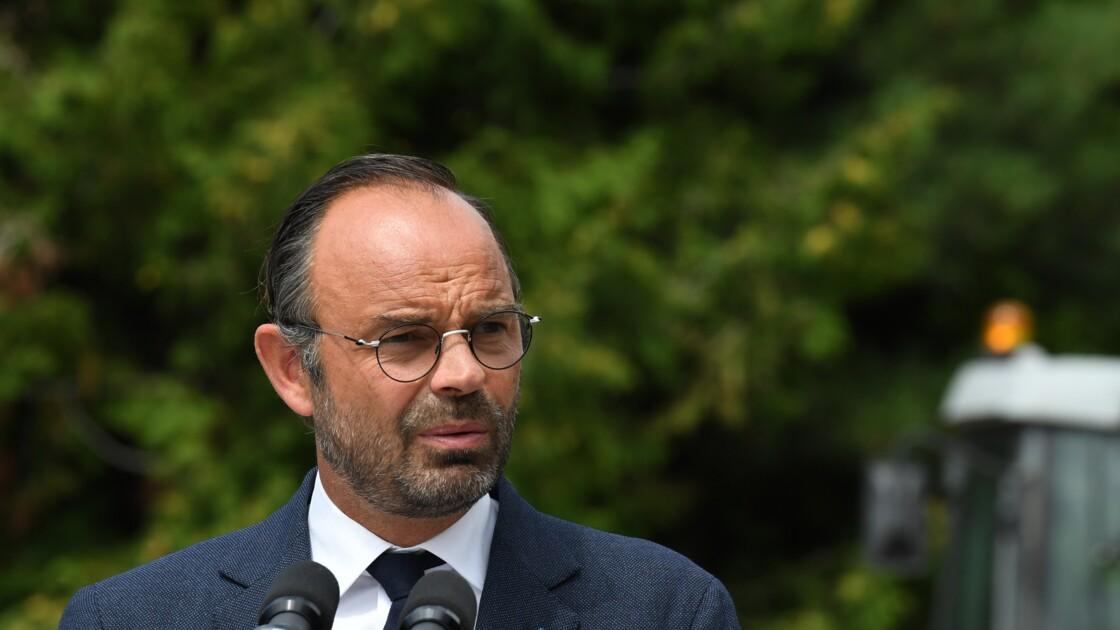 Philippe, sans Hulot, annonce des mesures pour rénover les réseaux d'eau