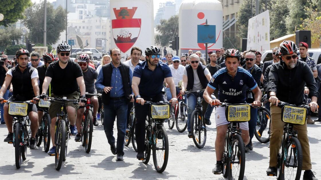 Beyrouth se lance dans les vélos en libre-service