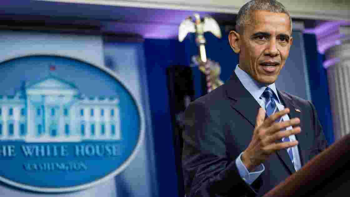 Obama bloque les forages en Arctique avant la présidence Trump