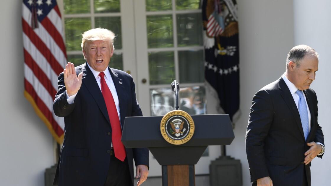 Climat: la presse espère que le refus de Trump servira de stimulant pour les autres signataires