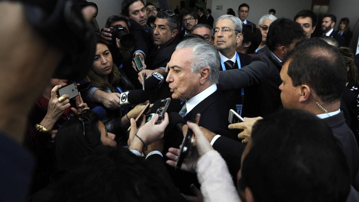Brésil: Temer accusé de brader l'Amazonie pour sauver son mandat