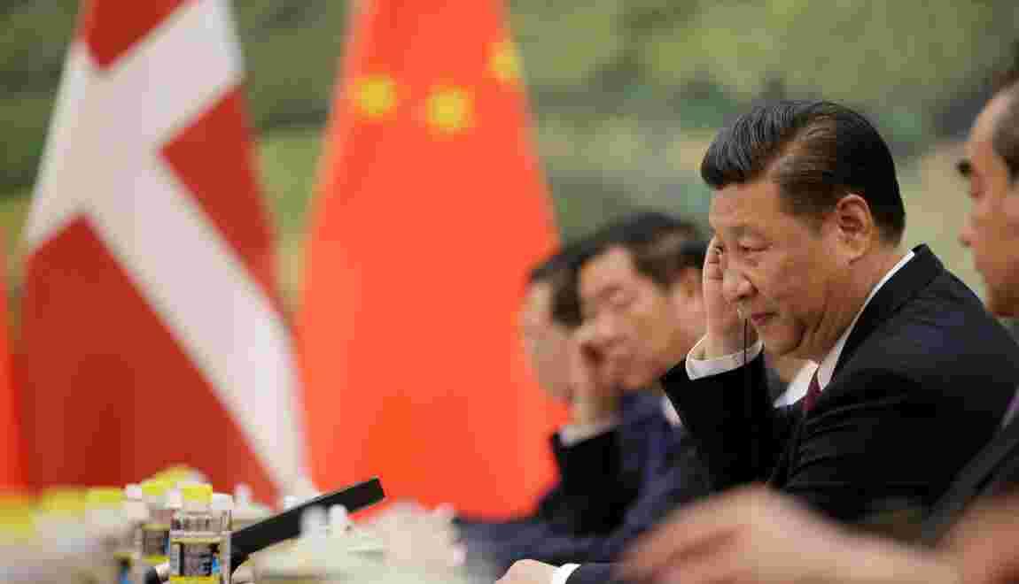 """Climat: Xi Jinping s'engage à """"défendre"""" l'accord de Paris avec Macron"""