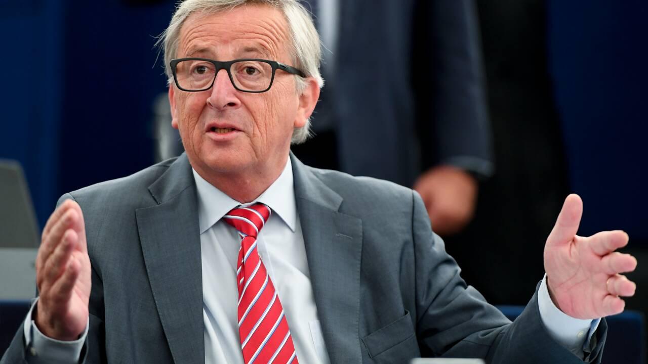 """Accord de Paris: l'UE dénonce """"l'abdication"""" de Trump sur le climat"""