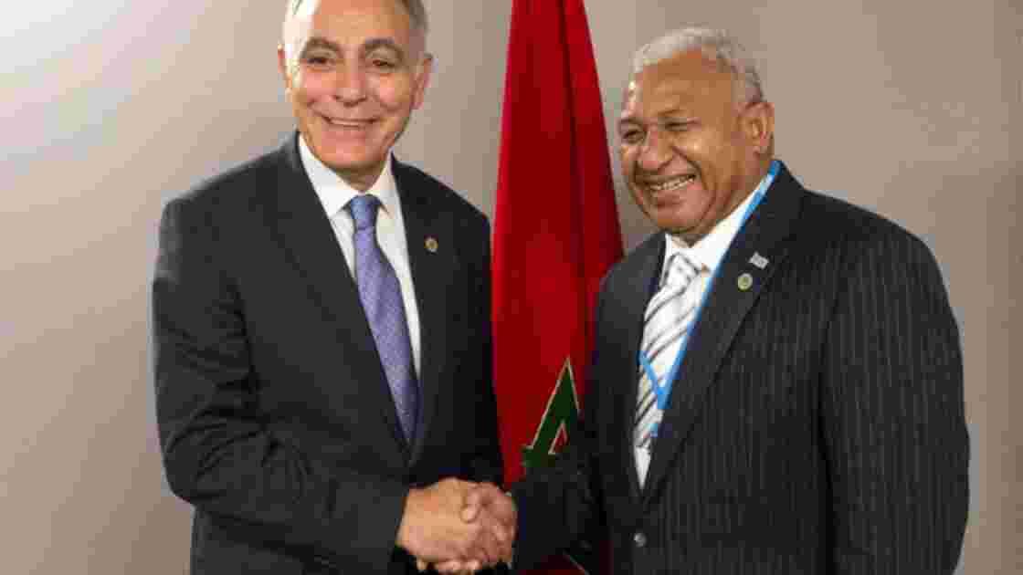 Climat: les îles Fidji organiseront la COP23 en 2017