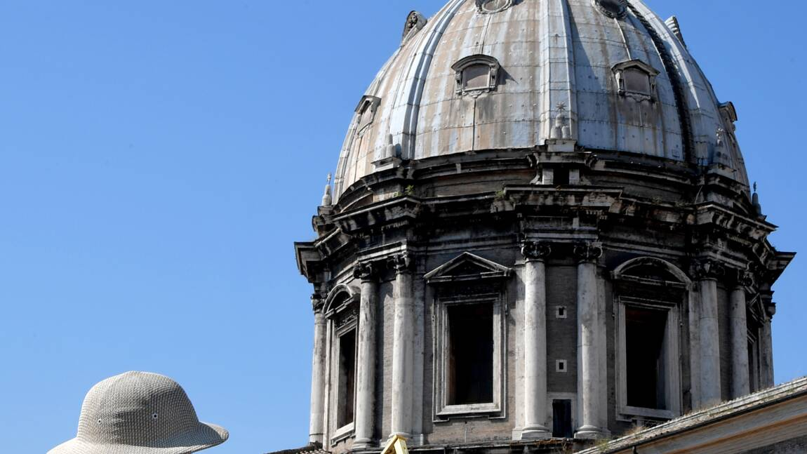 A Rome les abeilles aident à surveiller la pollution de l'air