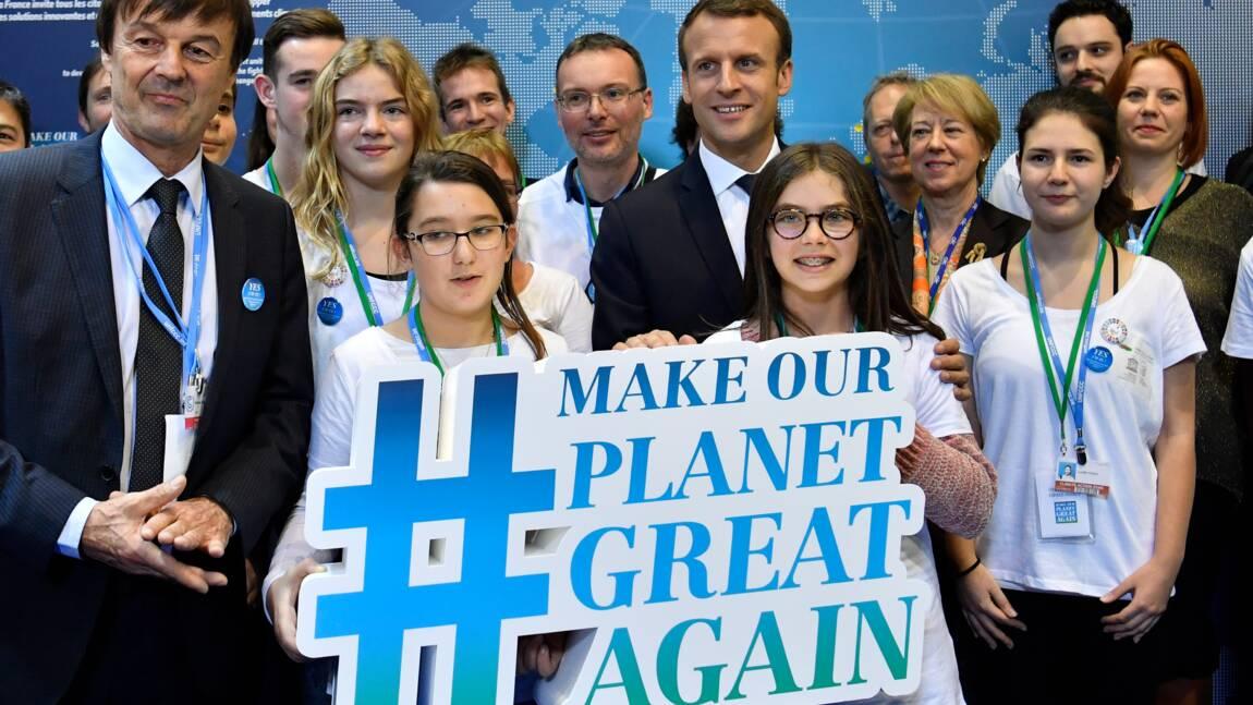 Climat: pour la France, pas si simple d'être exemplaire