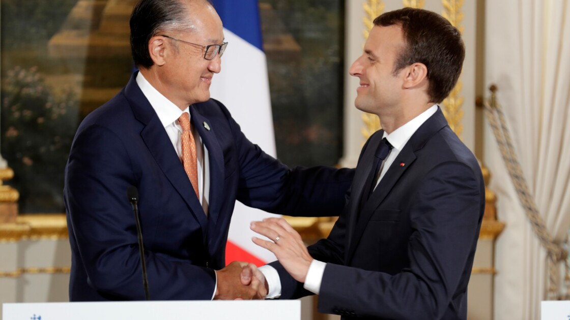 Paris et la Banque Mondiale défendront l'Accord sur le climat au G20