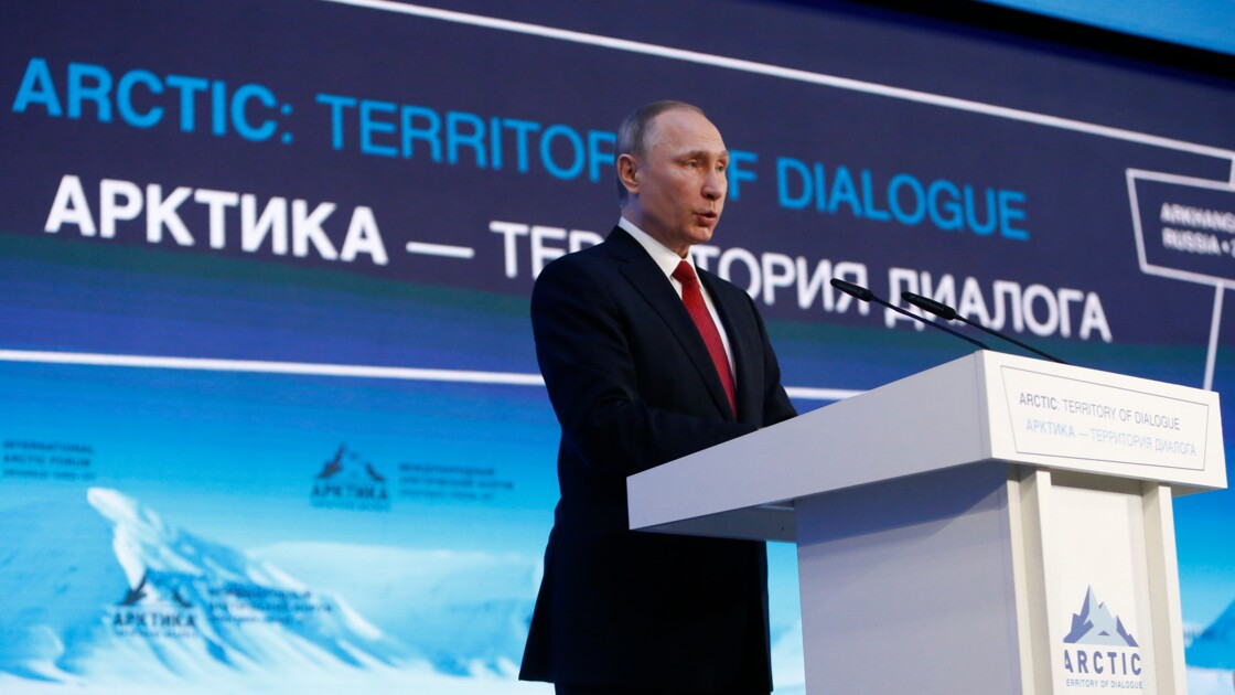 Changement climatique: Poutine remet en cause la part de l'homme