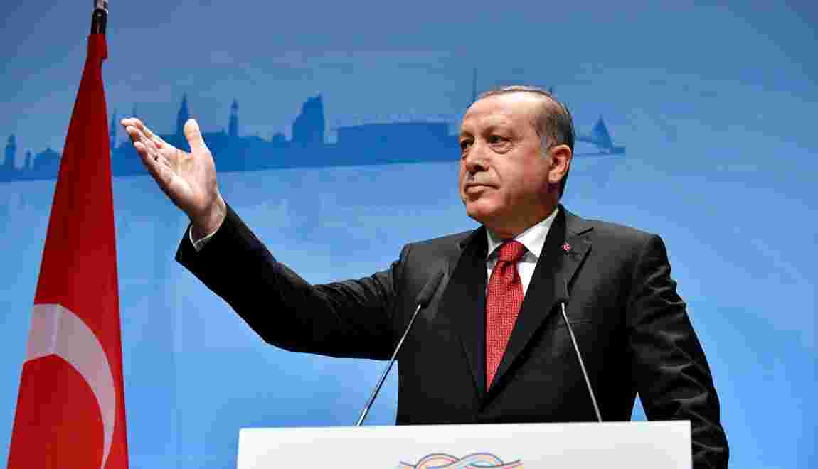 Climat: Erdogan menace de ne pas ratifier l'Accord de Paris