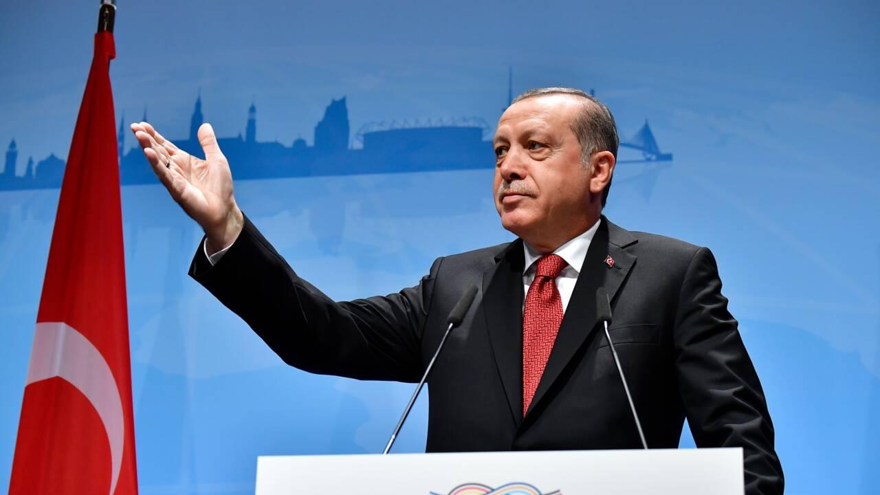 Climat: Erdogan menace de ne pas ratifier l'Accord de Paris