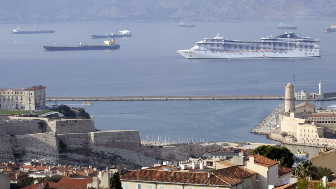 Un commandant de navire de croisière jugé pour pollution de l'air
