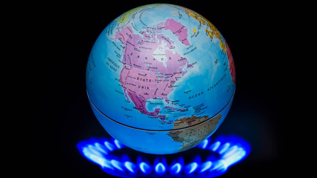 2016 en passe de battre un nouveau record de chaleur sur la planète