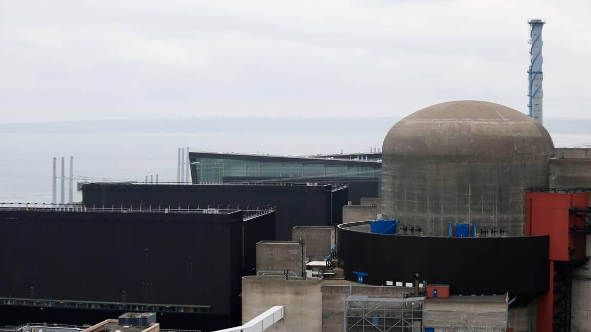 Nucléaire: l'arrêt du réacteur 1 de Flamanville prolongé jusqu'au 11 juin