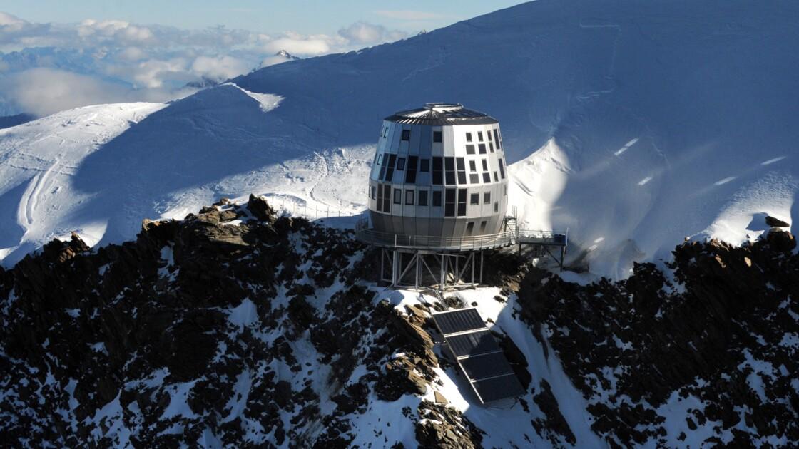 Climat : les glaciers de haute altitude des Alpes menacés d'effondrement