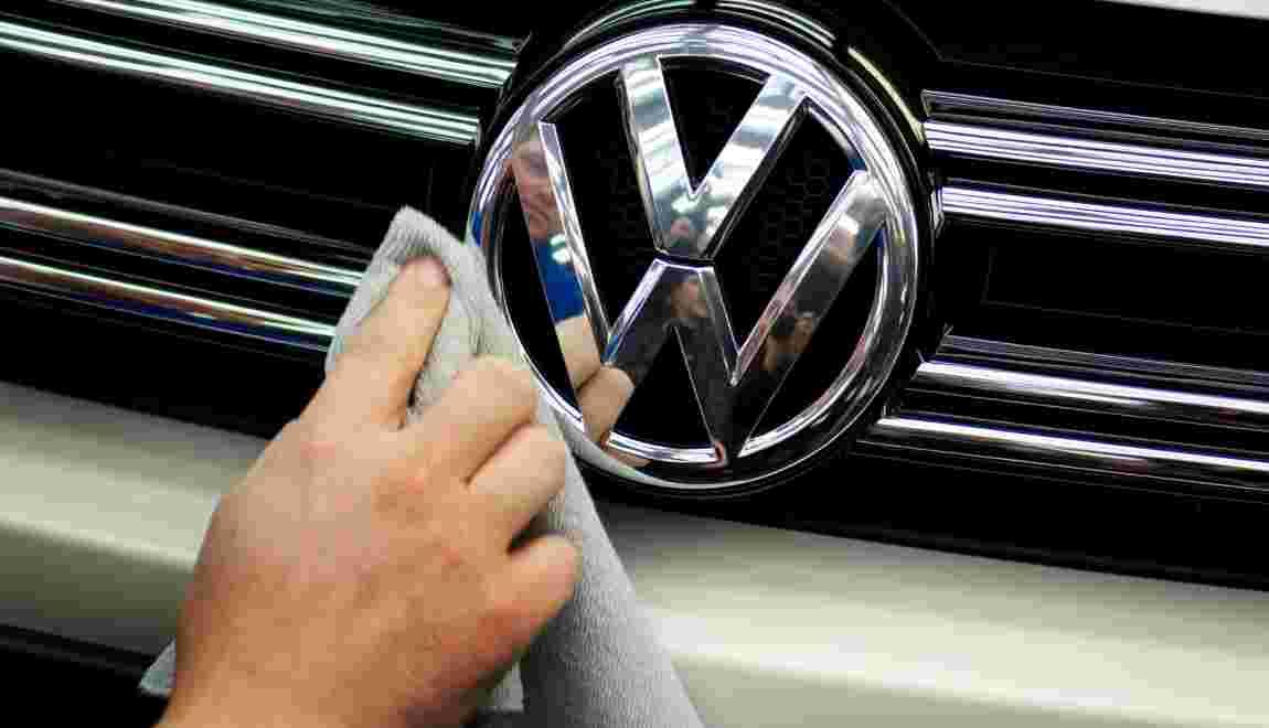 Dieselgate: nouveau pas de Volkswagen pour tourner la page