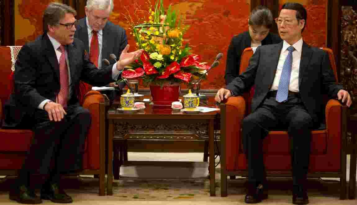 """Climat: les Etats-Unis désireux de """"coopérer"""" avec la Chine"""
