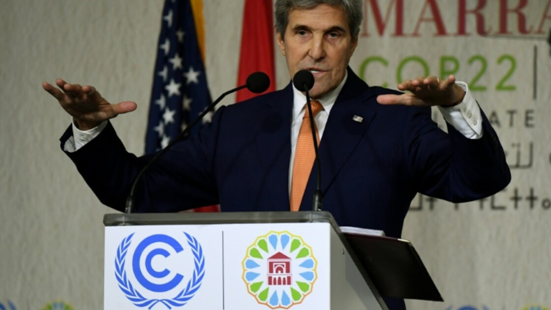Climat: Kerry espère faire revenir Trump sur ses positions