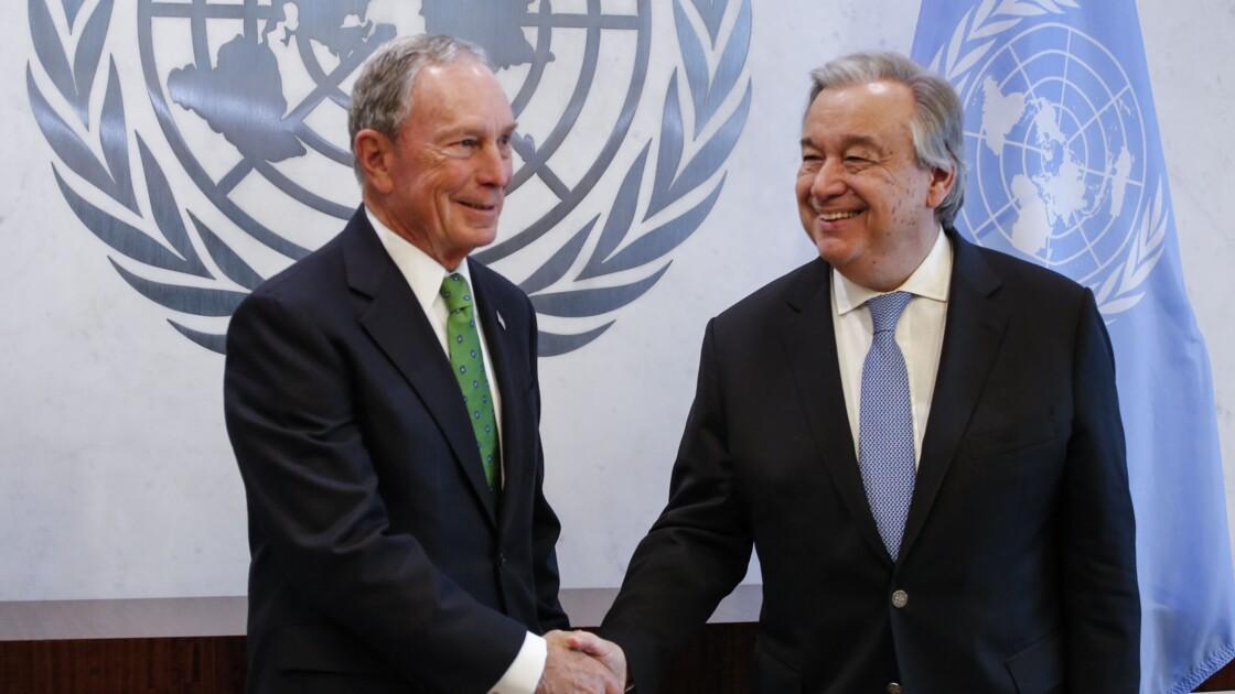 Les Etats-Unis en bonne voie d'honorer les objectifs sur le climat, selon l'ONU
