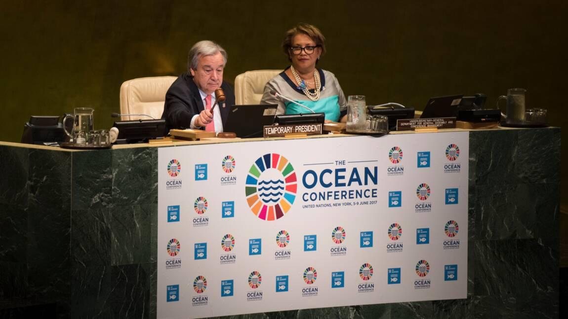 Conférence sur les océans à l'ONU: Washington dénonce la pêche illégale
