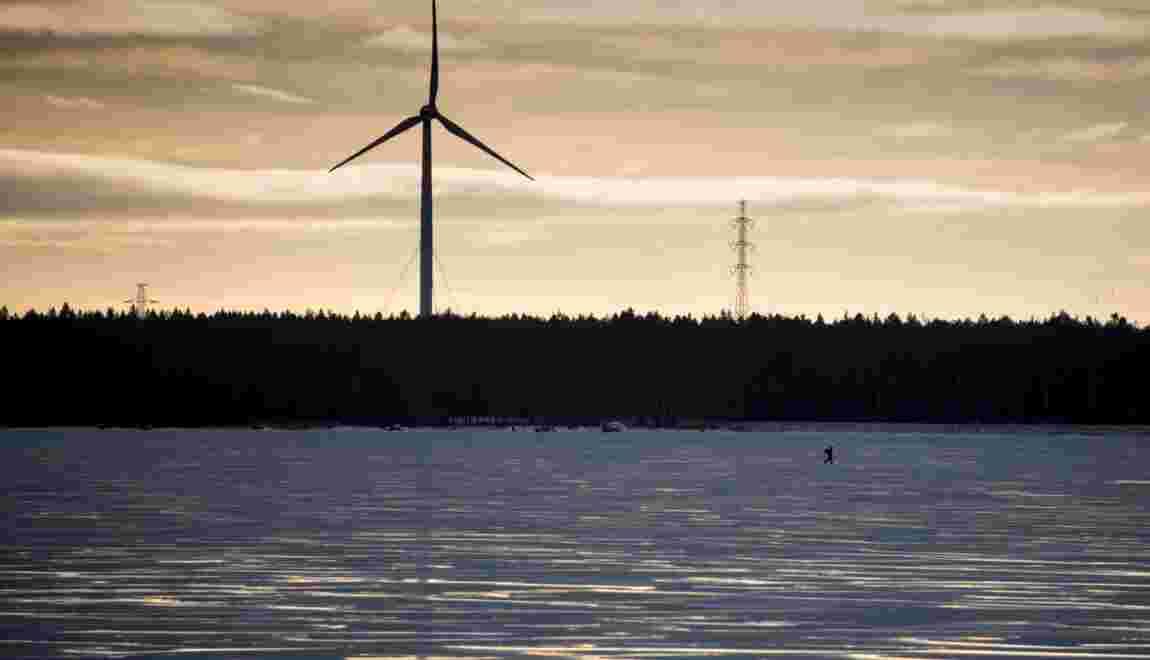 Feu vert du Sénat à la construction d'éoliennes sur les îles bretonnes