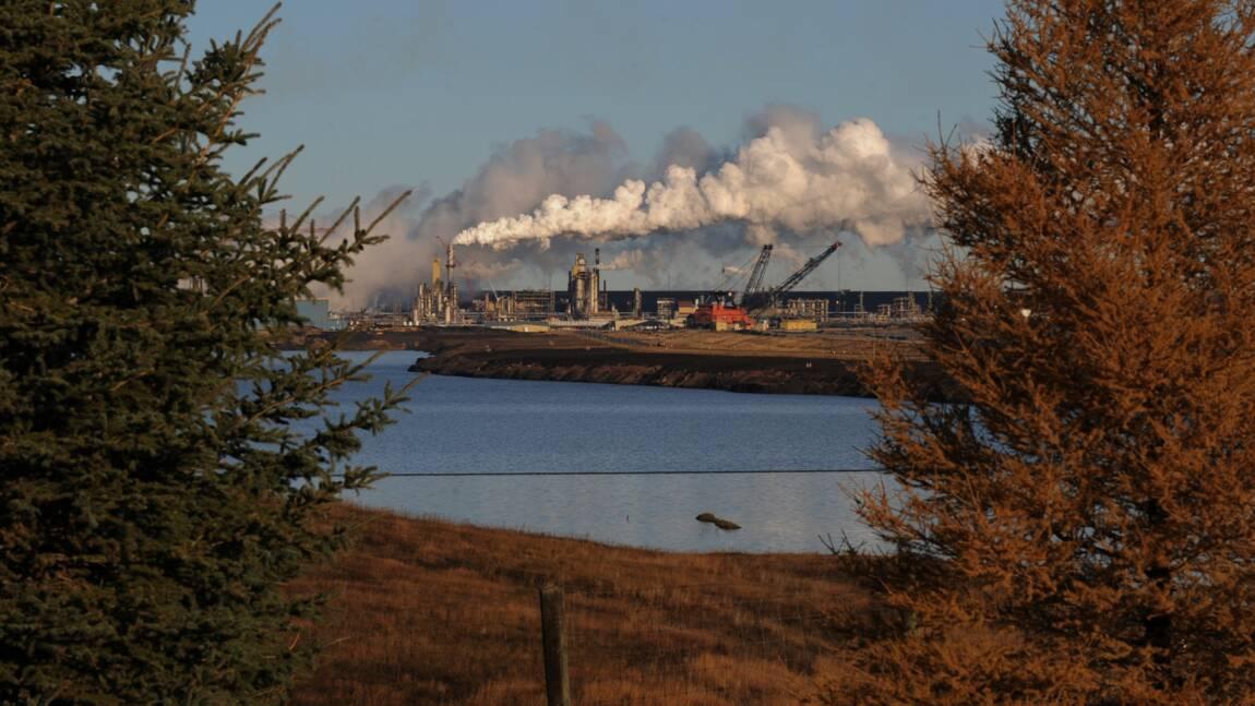L'oléoduc Keystone XL pour sortir le pétrole du Canada
