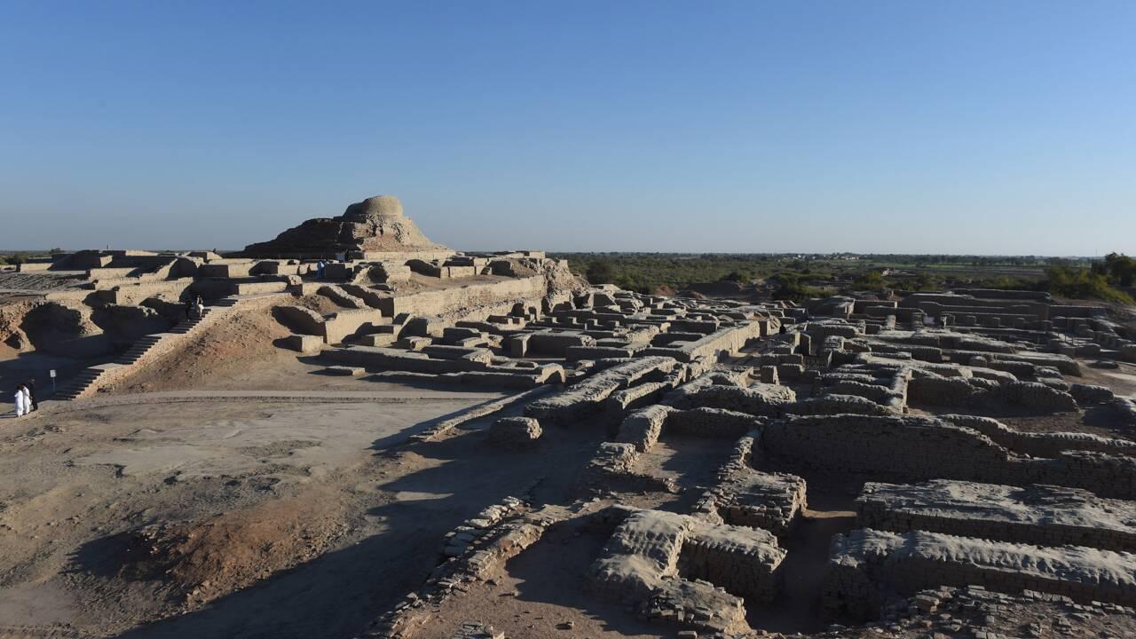 Pakistan: la mystérieuse civilisation antique à Mohenjo Daro
