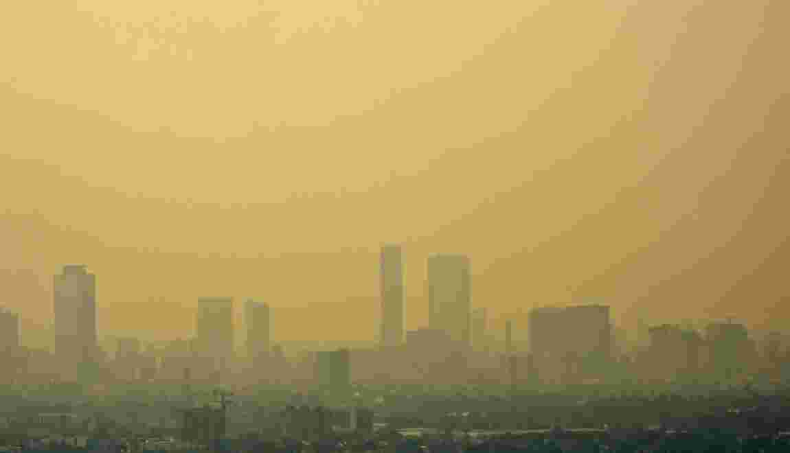 La couche d'ozone décline au dessus des zones peuplées