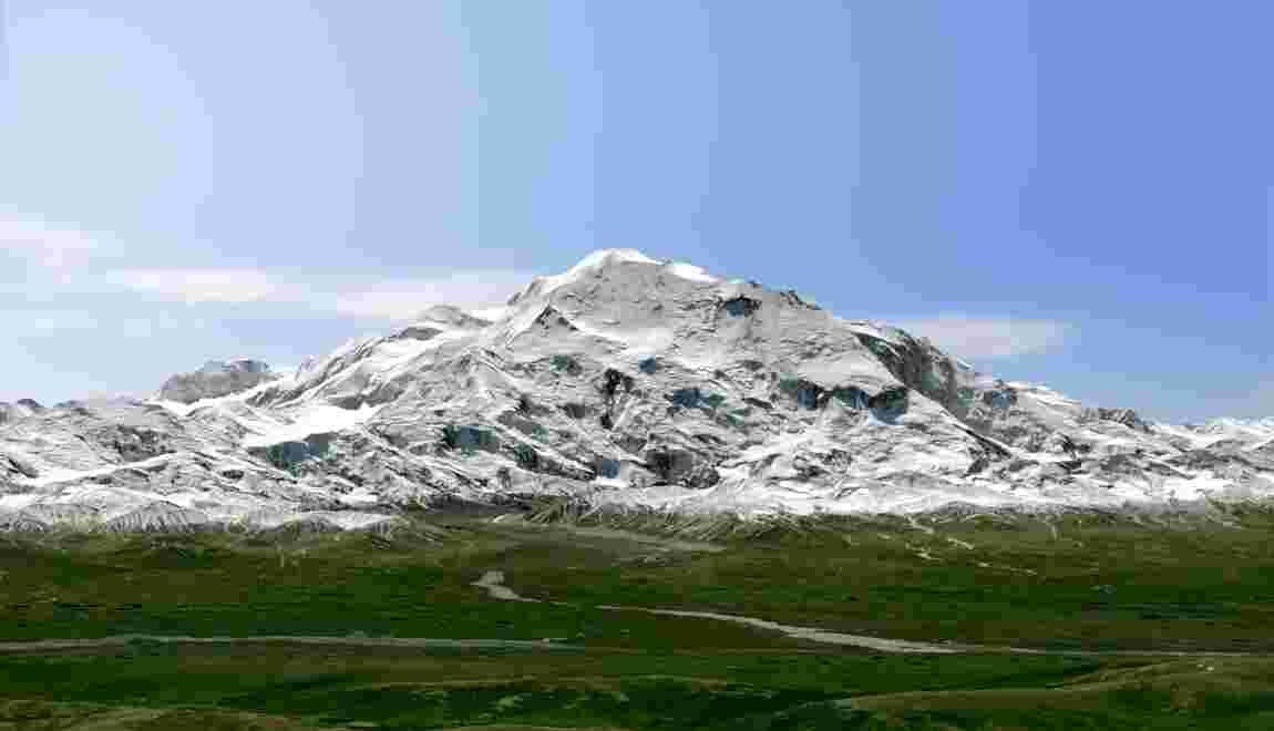 Climat: la toundra en Alaska libère de plus en plus de CO2