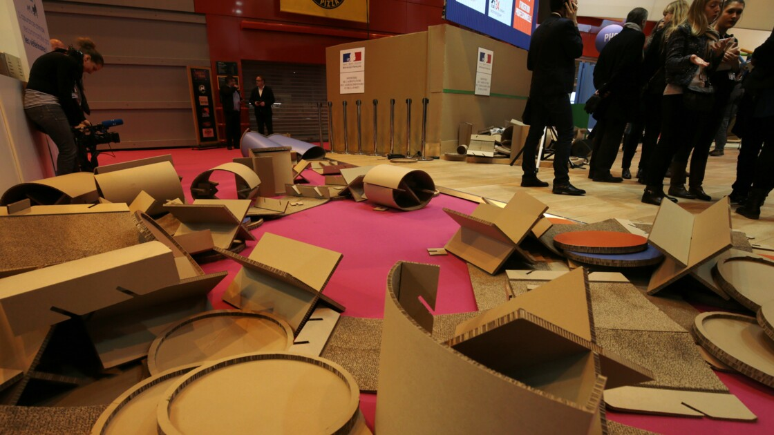 Chaque jour, des milliers de m2 de moquettes non recyclées