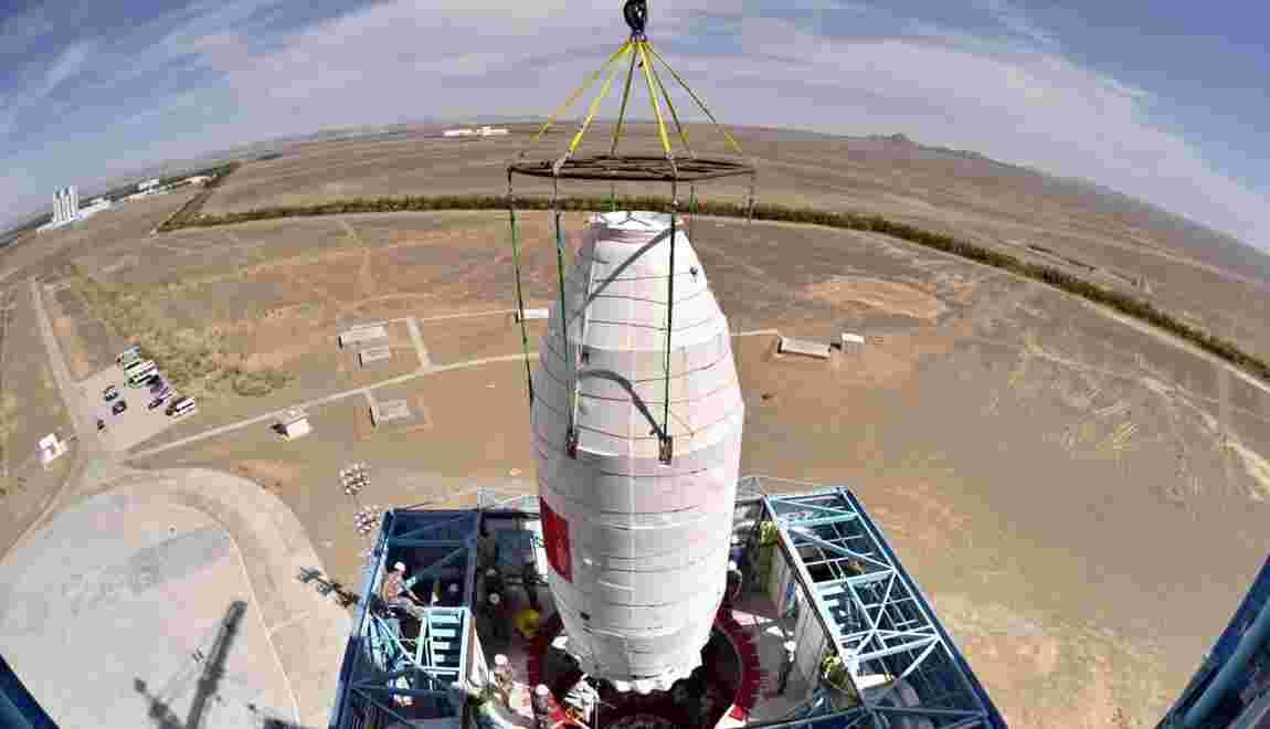 La Chine lance son premier télescope spatial à rayons X