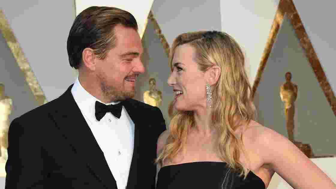 A combien le dîner avec Leo DiCaprio et Kate Winslet ?