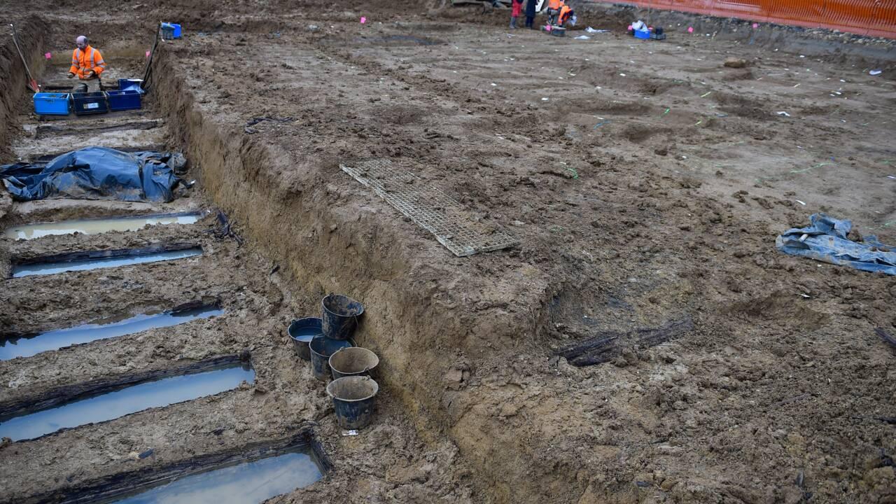 Un cimetière oublié de la Première Guerre mondiale découvert dans la Meuse