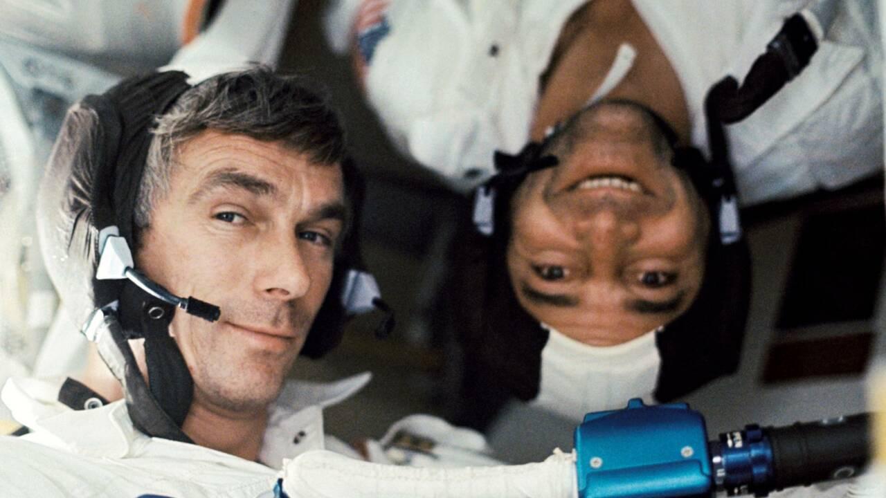 Décès d'Eugene Cernan, dernier astronaute sur la Lune